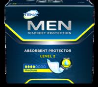 Прокладки урологические Тена Men 2 №10