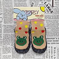 Чешки - носки детские махровые