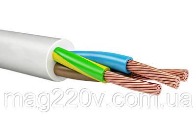 Кабель электрический ПВС 3*1,5 мм