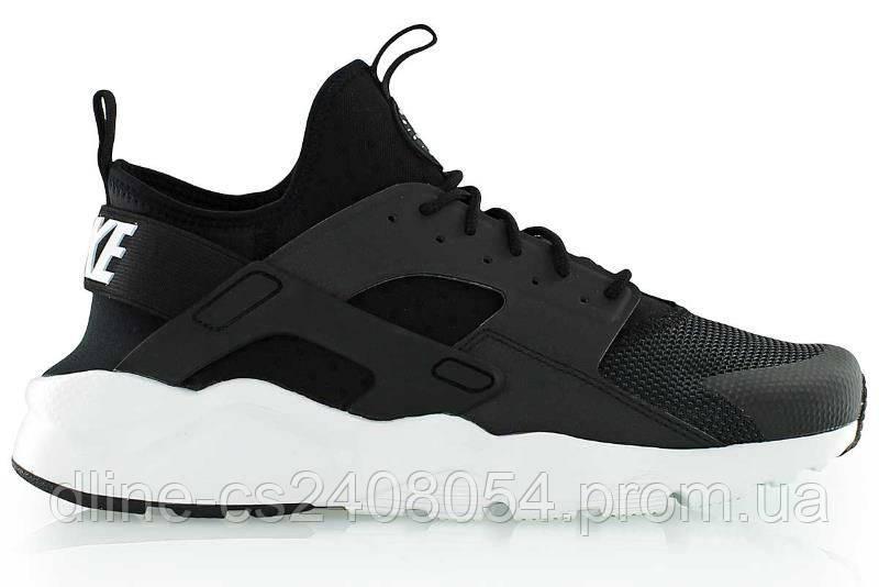 Nike Air Huarache Ultra Black White