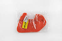 Элемент воздушного фильтра на скутер   Honda TACT AF24   (поролон с пропиткой)   (красный)