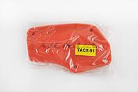 Элемент воздушного фильтра на скутер   Honda TACT AF51   (поролон с пропиткой)   (красный)
