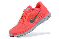 Женские кроссовки Nike Free Run 5.0 розовые, фото 1