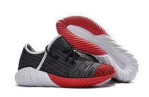 Мужские Кроссовки  Adidas Yeezy Boost 550 серые