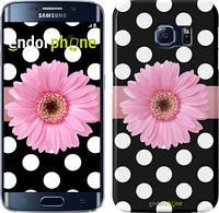 "Чехол на Samsung Galaxy S7 Edge G935F Горошек 2 ""2147c-257"""