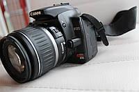 ЗЕРКАЛКА  Canon EOS 400D  18-55 KIT КОМПЛЕКТ!