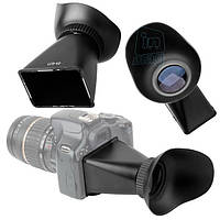 Видоискатель Viewfinder LCD-V2 для Canon 5D Mark III, 550D, Nikon D90.  УЦЕНКА!