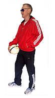 Мужской спортивный костюм Adidas с капюшоном
