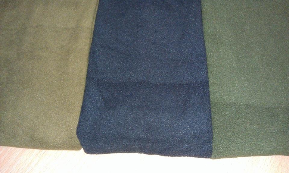 Балаклава из микрофлиса 3 в1 (шапка-шарф-балаклава) чёрная (антрацит)
