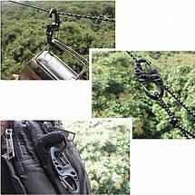 Карабин пластиковый S-образный, фото 3
