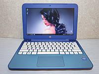 Модный Ноутбук HP Stream 11 Blue