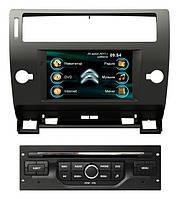 Головное мультимедийное устройство Citroen C4 lj 2010