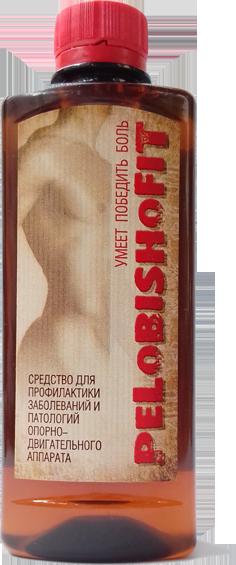 Пелобишофит от производителя (350 мл) - здоровая спина и суставы