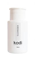 Жидкость для снятия липкого слоя Kodi Professional Cleanser, (помпа) 160 мл
