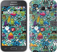 """Чехол на Samsung Galaxy Y Duos S6102 Стикер бомбинг 1 """"693u-251"""""""