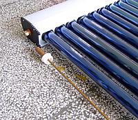 Вакуумный солнечный коллектор SC-LH3-20 без задних опор