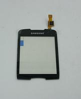 Оригинальный тачскрин / сенсор (сенсорное стекло) для Samsung Galaxy Mini S5570 (черный цвет)