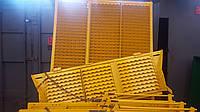 Удлинитель верхнего решета  СК-5 нива ,ЕВРО УВР 44Б-2-12-4А