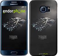 "Чехол на Samsung Galaxy S7 G930F Game of thrones. Stark House ""1120u-106"""