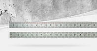 Линейка из нержавеющей стали, 100 мм, 2 класс точности, BMI