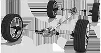 Привод Volkswagen T4