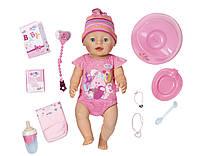 Кукла Zapf Baby Born Очаровательная Малышка 43 см с чипом и аксессуарами (822005), фото 1