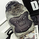 Черный рюкзак Горилла., фото 4