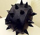 Черный рюкзак Еж маленький, фото 2