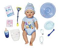 Кукла Zapf Baby Born Очаровательный Малыш 43 см с чипом и аксессуарами (822012)