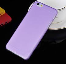 Ультратонкий чехол для iPhone 6 (violet)