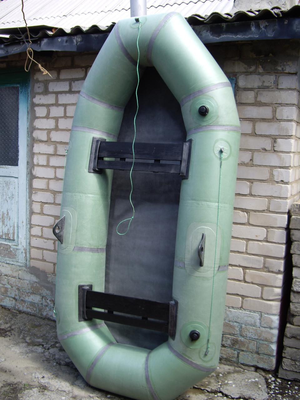 """2-х местная резиновая лодка Лисичанка  - интернет магазин """"Лодочный мир"""" в Одессе"""