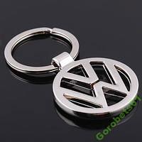 Автомобильный металлический брелок Volkswagen