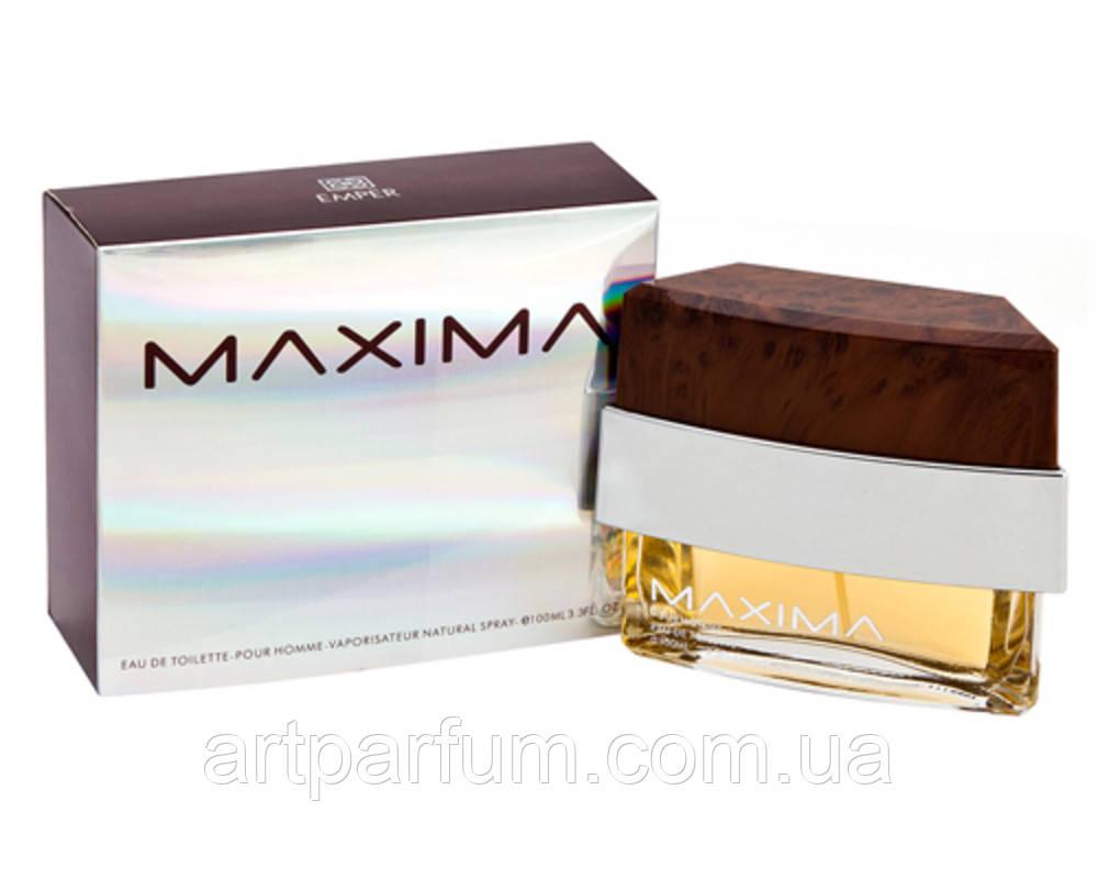Туалетная вода для мужчин Maxima Emper Men 100ml