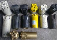 Кнш-110,к-110 буровые коронки,п-110 пневмоударники