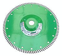 Алмазный диск Distar 1A1R Turbo 230x2,6x9x22,23/F Elite Active