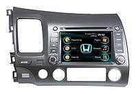 Головное мультимедийное устройство Honda Civic (4D) 2006-2011