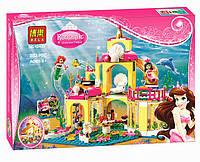 """Детский конструктор Bela 10436 (аналог Lego Disney Princess 41063) """"Подводный дворец Ариэль"""", 383 дет"""