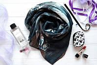 Цветной молодежный шарф