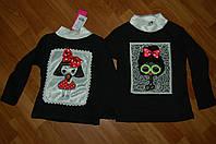 Гольф для девочки ,свитер с начесом  для девочки