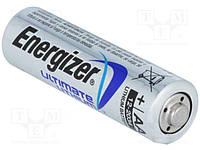 BAT-FR6/EGL-B блистер (2 батарейки в блистере) Battery: lithium; 1.5V; AA; ULTIMATE LITHIUM; 3000mAh (ENERGIZER)