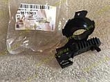 Втулка привода (рейка) регулировки температуры левая Lanos Ланос Сенс Sens GM 95710903\759238, фото 3