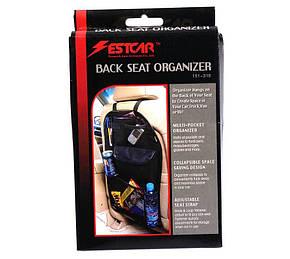 Органайзер на спинку сидения Estcar Back Seat Organizer, фото 2