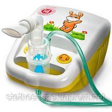 Ингалятор компрессорный LD-212C для взрослых и детей, универсальный, лечение верхних и нижних дых. путей
