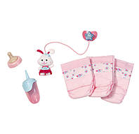 Набор аксессуаров Zapf для куклы Baby Born Заботливый уход (821459)