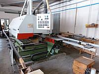 Угловой центр Weinig Unicontrol 10 бу для производства окон 89г., фото 1