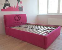 """Мягкая кровать для девочки """"Pink"""""""
