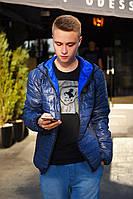 Куртка демисезонная мужская плащевка 8066 Норма! (ВИВ)