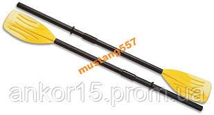 Весла пластиковые Intex 59623,длина 122см