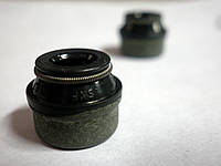 Оригинальный сальник клапана Форза 1.5л. Манжета армированная SKF. Колпачок маслосъемный 481h-1007020 FPM