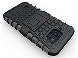 Протиударний бампер Splint для Samsung Galaxy S6 Active (SM-G890) - Black, фото 3